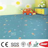 熱い販売の幼稚園の学校Hh88のための多彩なスリップ防止無毒なビニールの床PVCフロアーリングロール