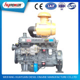 175kw / 240 HP 6 Cilindros Refrigerados por Agua Motor Diesel Turboalimentado