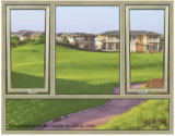 Застеклять Windows алюминиевого пролома окна Casement термально двойной