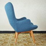 Presidenza di lusso dell'uovo del tessuto da arredamento di Arne Jacobsen del salotto (SP-HC389)