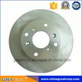 rotors de disque de frein des pièces d'auto 45251s84A01 pour Toyota