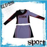 OEM는 긴 소매 Cheerleading 제복을 도매로 디자인한다 (CL006)