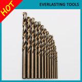 Conjunto del taladro del cobalto del acero de alta velocidad para los equipos del taladro
