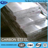 Placa de aço de aço laminada a alta temperatura C55 de carbono