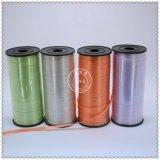 Bobine de ruban métallique pour emballage cadeau