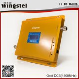 Dcs 1800MHz определяет репитер сигнала мобильного телефона полосы 2g 3G