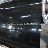 Bande de conveyeur industrielle légère de bonne qualité de polyéthylène de PVC