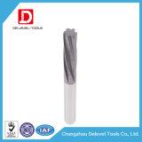 De Scherpe Hulpmiddelen van Reamers van het Carbide van het wolfram voor Aluminium