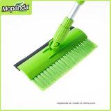 Escova L tamanho da neve com raspador, rodo de borracha de borracha