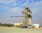Protección del medio ambiente estación de mezcla del asfalto caliente de la mezcla de 120 t/h con la consumición de combustible inferior