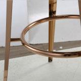 ホーム棒または棒クラブのための方法丸背棒ステンレス鋼の腰掛けか椅子