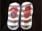 В стиле фанк пушистые носки платья лодыжки малышей