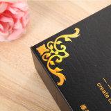 Neues Entwurfs-Papier-steifer Geschenk-Kasten mit magnetischer Kappe und Firmenzeichen kundenspezifischem Drucken