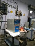 Fornalha de derretimento de alta freqüência do aquecimento de indução para o ouro