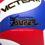 Bola de entrenamiento laminada del voleibol de la talla 5 oficiales