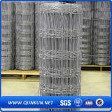 Гальванизированные панели загородки скотин металла провода