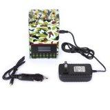 Brouilleur portatif -121j-6 C de signal de téléphone mobile de qualité d'armée