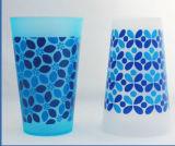Taza plástica dura de los PP de la venta al por mayor reutilizable del Smoothie de Eco (BC-PC1004)