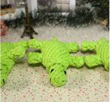 Baumwolseil-Schildkröten-Haustier-Kauen-Spielwaren