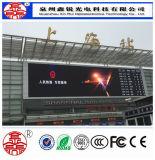 Im Freien Bildschirmanzeige-farbenreiches bekanntmachendes videowand-wasserdichtes Digital-Mietpanel LED-P6