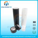 Film noir de PVC de couleur pour le feuillard en aluminium de plaque