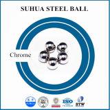 шарик металла Al5050 твердого алюминиевого шарика 25mm круглый