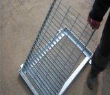 Grata d'acciaio saldata chiusa a chiave Swage per la copertura di drenaggio e della fossa