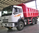 Caminhão de Tipper da descarga de China FAW 6X4 20-30ton 15cbm