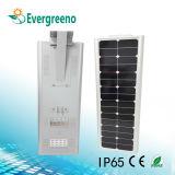Lumière de jardin solaire intégrée LED Light Street Light