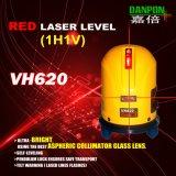 Пересекающаяся линия Self-Leveling вкладыш луча Danpon красное лазера