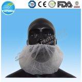 Della fabbrica coperchio protettivo della barba di industria alimentare dei prodotti direttamente, nella linea di produzione,