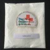 99.9% La base sin procesar del Benzocaine del polvo de las drogas locales del anestésico releva el dolor 94-09-7