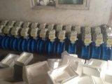 De Elektrische Zachte Verzegelende Vleugelklep D941X-16c van de flens (DN50~DN200)