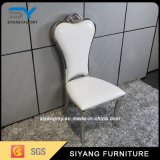 Silla de acero de los muebles chinos que cena la silla para la boda