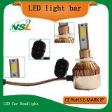 Projecteur à LED à bon marché C6 H1 H3 H7 H8 H11 9005 HB3 9006 HB4 9012 phare de voiture