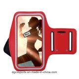 Los nuevos brazaletes de la llegada de reproducción reflectante deportivas para iPhone