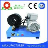 移動式サービス(JK100)のための高圧ホースのひだが付く機械