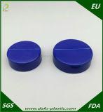 China de empaquetado cosmético disco de plástico tapa superior