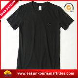 T-shirts de coton de la qualité des hommes faits sur commande