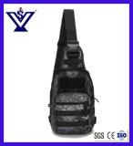 Bolso portable militar del camuflaje hombro al aire libre del pecho del solo (SYSG-1847)