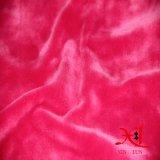 A HOME coral frente e verso da flanela veste telas para pijamas/cobertor