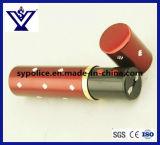 Frauen-Selbstverteidigung-Einheit-Taschenlampen-Minilippenstift betäuben Gewehr (SYSG-213)