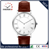 Uhr-Quarz-kundenspezifische Firmenzeichen-Armbanduhr der Form-Uhr-Männer (DC-555)