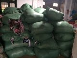 在庫の織布材料