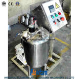 Serbatoio liquido di raffreddamento a camicia di alto livello con il miscelatore