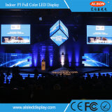 Alta Pixel Density SMD2020 Full Color P3 Indoor LED Video Screen Board