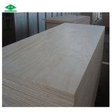 E0 de 15mm de grado de muebles de madera contrachapada de álamo