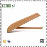 La marca de moda personalizada baratos Perchero de madera con Logo