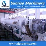 Extrusora de tubulação de PVC com fuso duplo cônico para linha de produção de tubos de PVC
