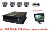 HD Sdiの移動式リモート・コントロール顧客のソフトウェア/H. 264 CCTV DVR